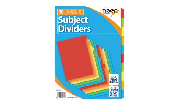 Dividers