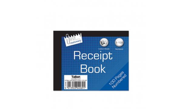 Receipt | Duplicate Books