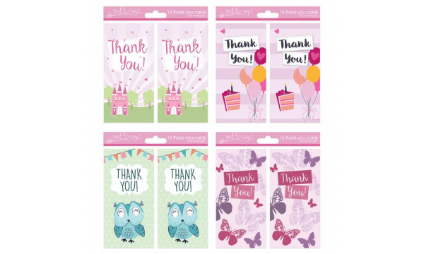 8 x CARDS FOR ADULT BIRTHDAY GREETING CARD MIX FOR BOYS AND GIRLS ENVELOPE 4491
