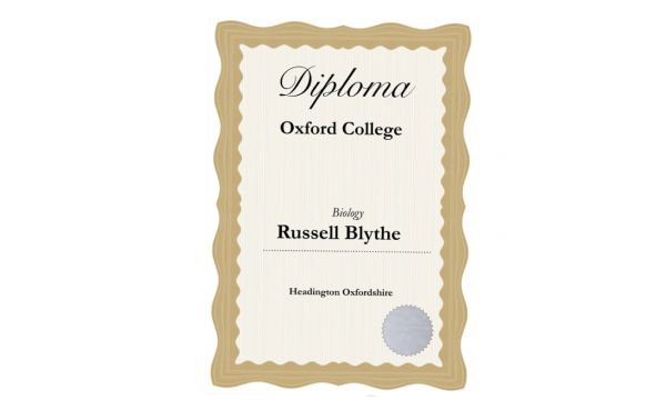 Certificate Papers